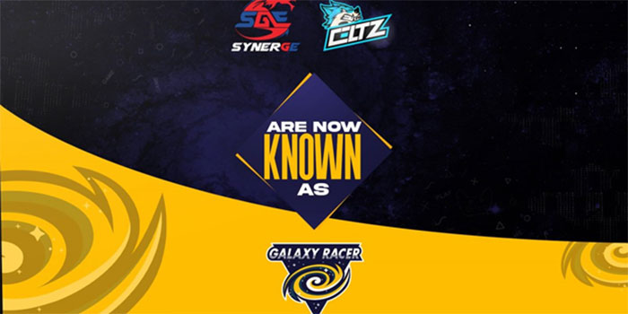 Galaxy Racer acquires a majority stake in one of India's homegrown and highly successful eSports organization, SynerGE Esports