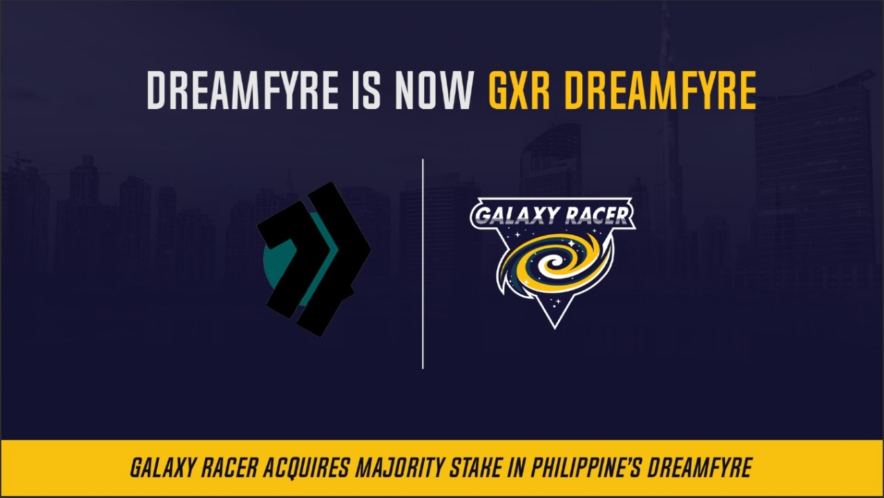 DreamFyre is now GXR DreamFyre