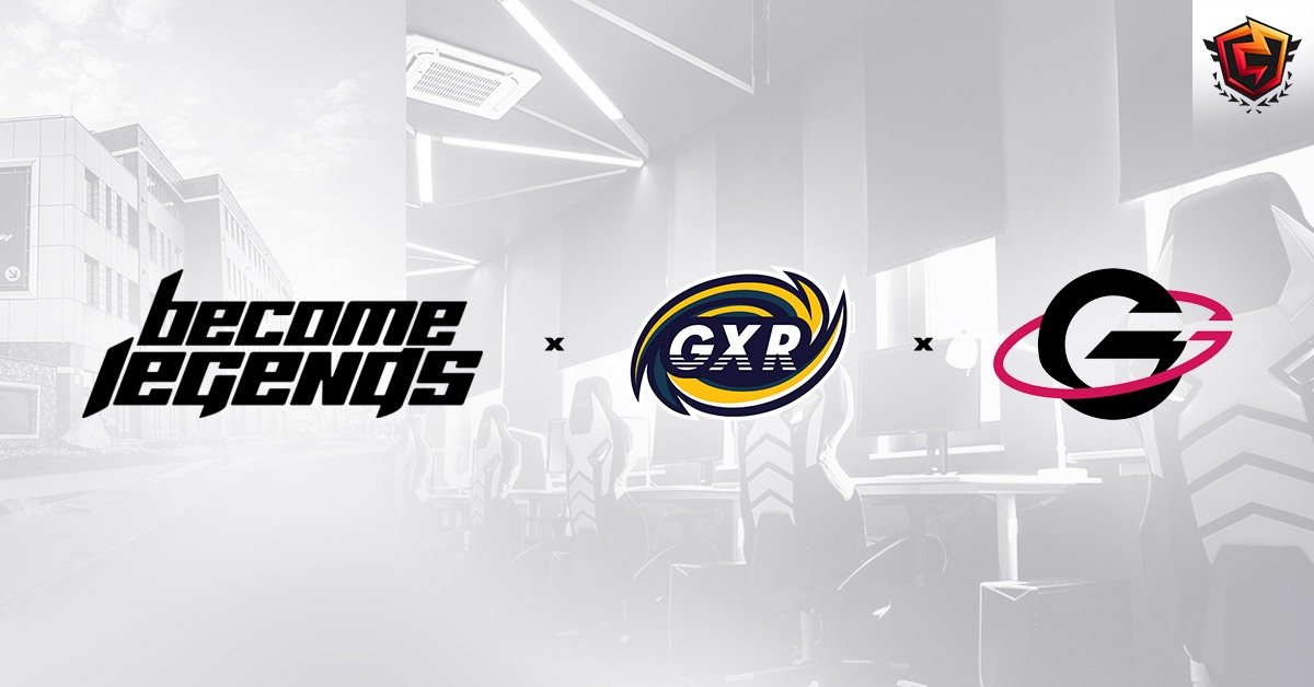 Become Legends, Galaxy Racer & Gamma Gaming partner up for the Fortnite Championship Series Season 15 EU Region