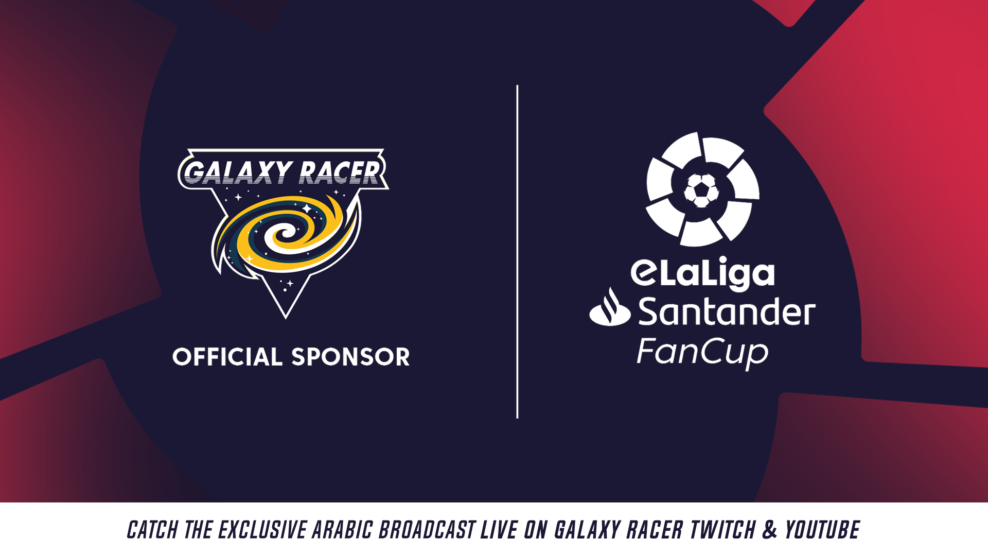 Dubai-based org Galaxy Racer announces partnership with eLaliga
